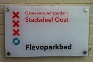 Het Flevoparkbad wordt beheerd door Stadsdeel Oost