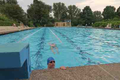 Meer zwembezoeken 2015
