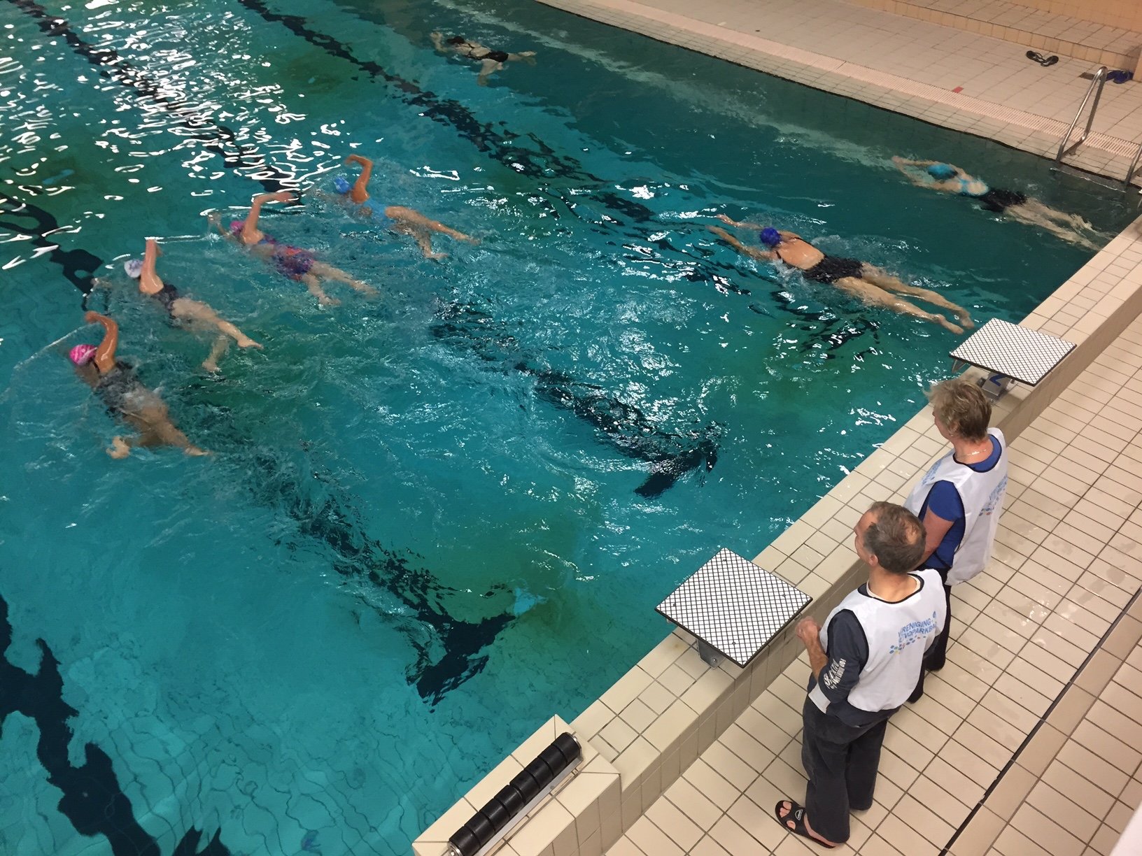 Vroegzwemmen nu ook in de winter! vereniging flevoparkbad